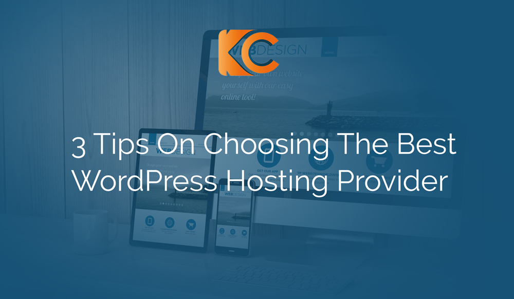 WordPress Hosting Provider - How To Choose The Right One