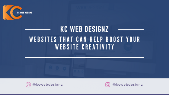 website creativity